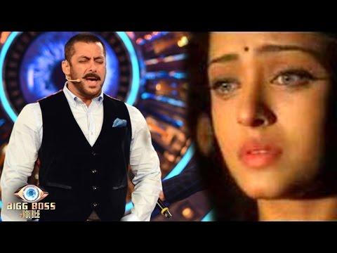 Emotional Salman Khan Sings For Aishwarya Rai On Bigg Boss 9