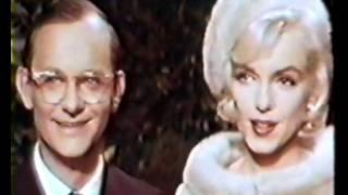 Marilyn Monroe -  Rare, last ever movie scene. SGTG outtake footage