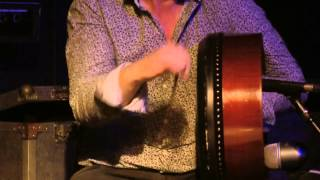 Frankie Gavin and The New De Dannan, Tune 2  with Bodhran-Solo  HD