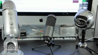 USB Mic Shootout: Review & Audio Comparison - Blue Yeti vs Snowball vs Audio Technica AT2020