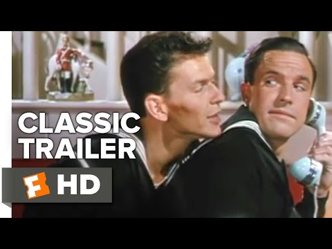 Anchors Aweigh is listed (or ranked) 3 on the list The Best Gene Kelly Movies