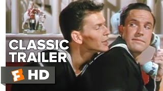 Anchors Aweigh Official Trailer #1 - Frank Sinatra Movie (1945) HD