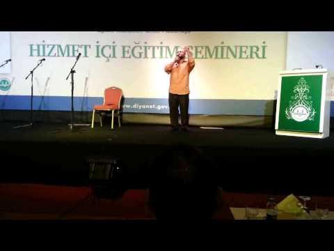 Tahir Hoca Manavgatta ezber bozdu
