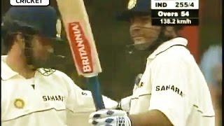VIRENDER SEHWAG  VS SOUTH AFRICA !! VIRU'S CENTURY ON DEBUT 2001