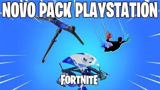 FORTNITE-NEW PLAYSTATION PACK AND LIMITED MODES | BATTLE ROYALE