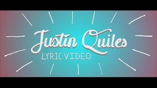 Justin Quiles - Adicto [Lyric Video]
