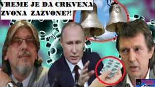 MILAN VIDOJEVIĆ ZASENIO SVET - Dušan Dunđer zna pozadinu svega, evo zašto nismo dobili ruski lek..