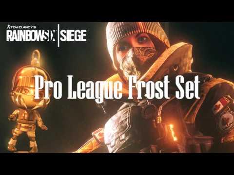 Rainbow Six® Siege - Pro League Frost Set