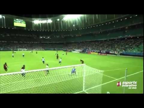 Bahia 3 x 2 FC Shakhtar Donetsk - Amistoso - Gols (16/01/15) HD