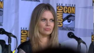 Kristin Bauer van Straten on TV Guide Fan Favorites Panel SDCC 2013 Part I