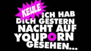 Keule - Ich hab dich gestern Nacht auf Youporn gesehen (Strandjungs Remix) HD