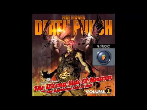 Five Finger Death Punch - Lift Me Up (FL Studio Remake)