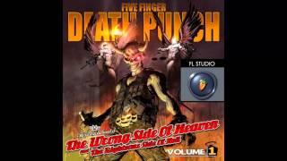 five finger death punch lift me up fl studio remake