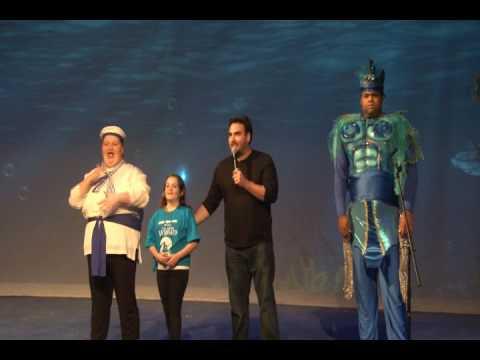 AWO The Little Mermaid Blue Team Act 1