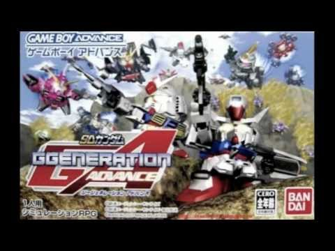 SD Gundam G Generation Advance Custom OST - 【BEYOND THE TIME】(Looped Twice)