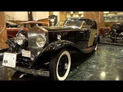 Nethercutt Car Collection and Museum: Classic Restos - Series 39