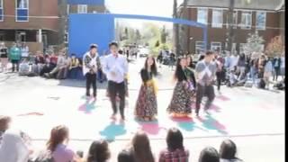 Trishuli bagera nepali dance