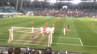 Gol! Deulofeu España-Georgia Sub 21