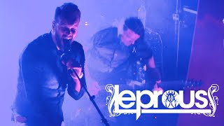 """LEPROUS """"SLAVE"""" live in Athens / Fuzz club [4K]"""