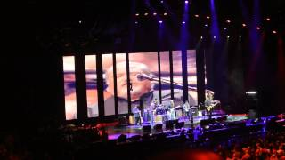 Los Lobos with Eric Clapton at Crossroads Festival April 13