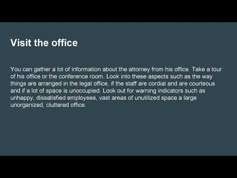 Know The Best Lawyers In Miami
