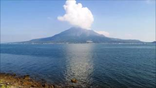 撮影場所:吉野町花倉海岸 「intel6809」さん提供映像.