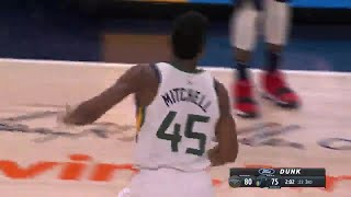 3rd Quarter, One Box Video: Utah Jazz vs. New Orleans Pelicans