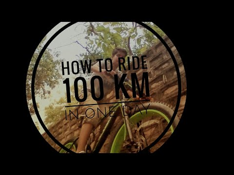 How to ride 100 kilometers in a day | what should you carry?  | how to prepare for the ride