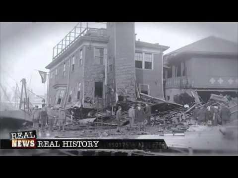 Real News: REAL HISTORY: BOSTON MOLASSES DISASTER