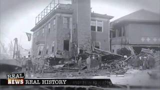 Real News: REAL HISTORY: BOSTON MOLASSES DISASTER