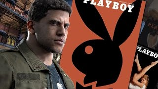 Mafia 3 - All Playboy Magazine Showcase ( Playboy Image Galler…