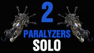 Paralyzer + Petrifier In Solo - 2 Paralyzers Tutorial Buried - Black Ops 2 Zombies