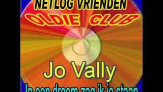 Jo Vally   In een droom zag ik je staan