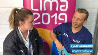 2019 Pan American Games: USMNT vs. Mexico Post-Game Interviews