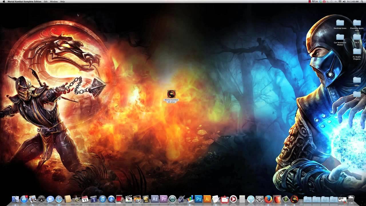 Mortal Kombat Komplete Edition For Mac (Slow Frame Rate Problem)