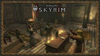 TES 5: Skyrim - Свадьба с Изольдой из Вайтрана