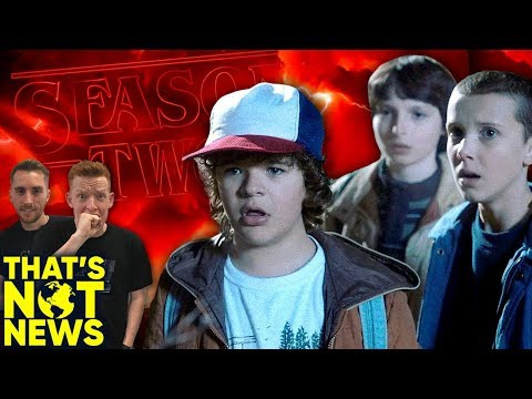 Is Stranger Things 2 The Best Show On Neflix! | That † s Not News