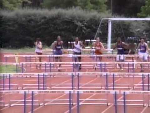 1996 Redwood Empire Track Meet 110HH barnsdale stu...