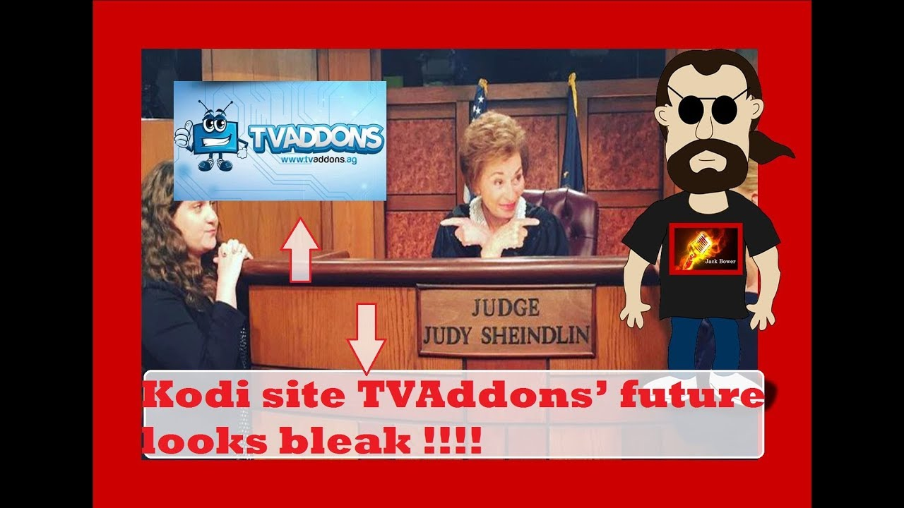 Breaking NEWS *KOdi TV Addons Lost Court Case !