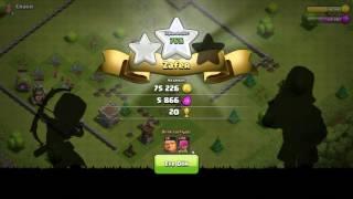 Clash of clans  KB 4 saldırı taktikleri