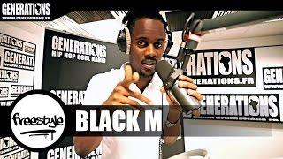 Black M - Freestyle #BlackShady (Live des studios de Generations)