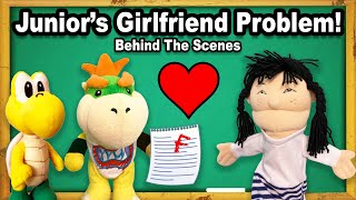 SML BTS: Junior's Girlfriend Problem!