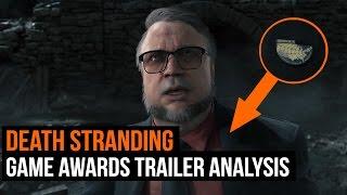 Death Stranding - Trailer Analysis (Game Awards Trailer)