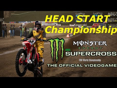 Monster Energy Supercross - Head Start Championship - Anaheim 1 (Roczen)