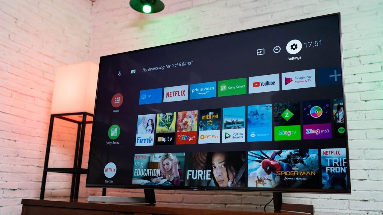 TV Sony có cả trợ lý Google tiếng Việt!