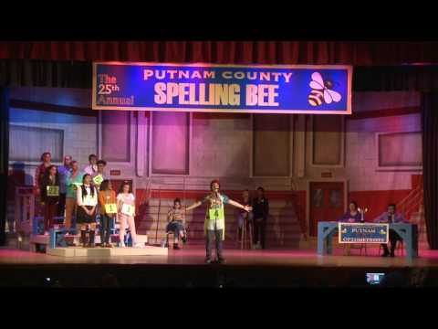 FLHS Presents: The 25th Annual Putnam County Spelling Bee