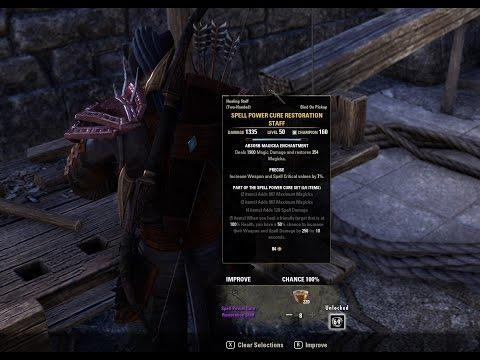 Eso Gold Armor