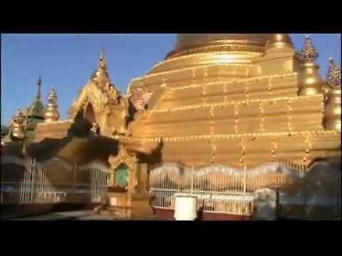 Myanmar - Mandalay - Kuthodaw Pagoda.mpg