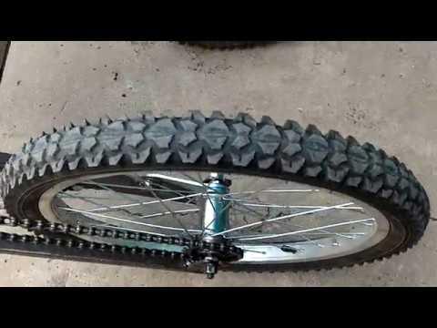 Трехколесный велосипед 3 версия