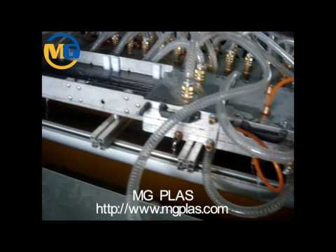 WPC Flooring Production Line/WPC Decking Extrusion Line/wood Plastic Composite Machine